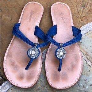 "Brighton ""onyx"" sandals"
